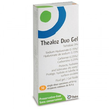 thealoz duo gel 30 unidosis