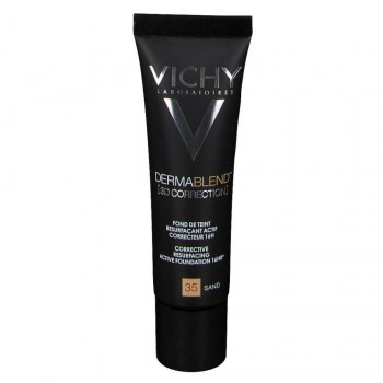 vichy dermablend 3d correction 35 sand 30 ml